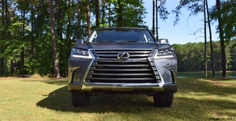 2016 Lexus LX570 - Exterior Photos 49