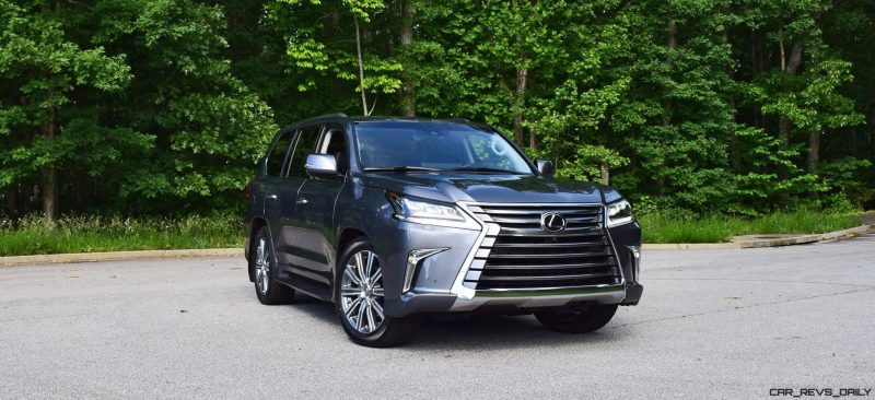 2016 Lexus LX570 - Exterior Photos 5