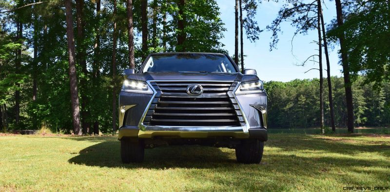 2016 Lexus LX570 - Exterior Photos 51
