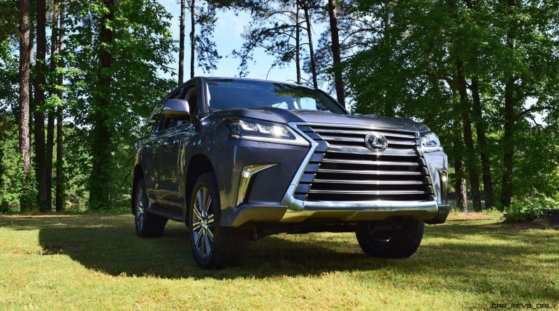 2016 Lexus LX570 - Exterior Photos 53