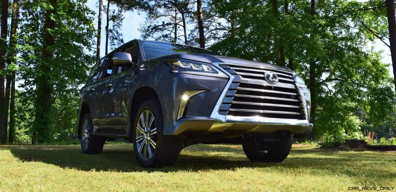 2016 Lexus LX570 - Exterior Photos 54