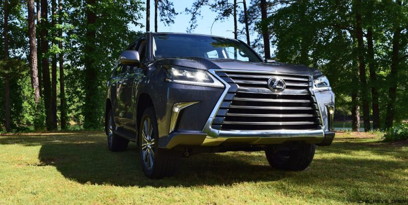 2016 Lexus LX570 - Exterior Photos 55