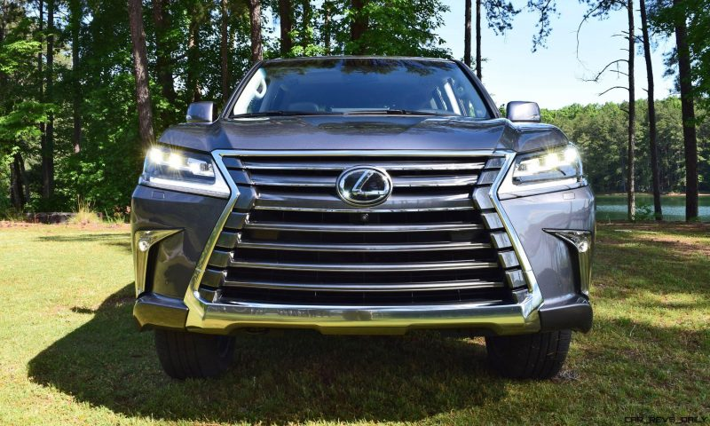 2016 Lexus LX570 - Exterior Photos 57