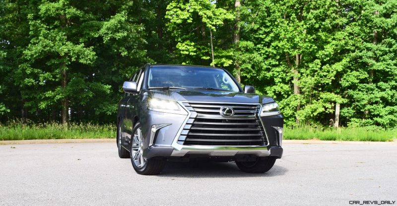 2016 Lexus LX570 - Exterior Photos 6