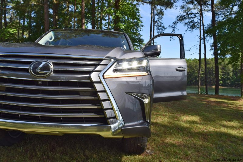 2016 Lexus LX570 - Exterior Photos 64