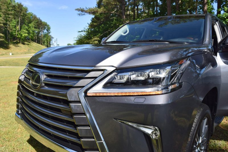 2016 Lexus LX570 - Exterior Photos 66