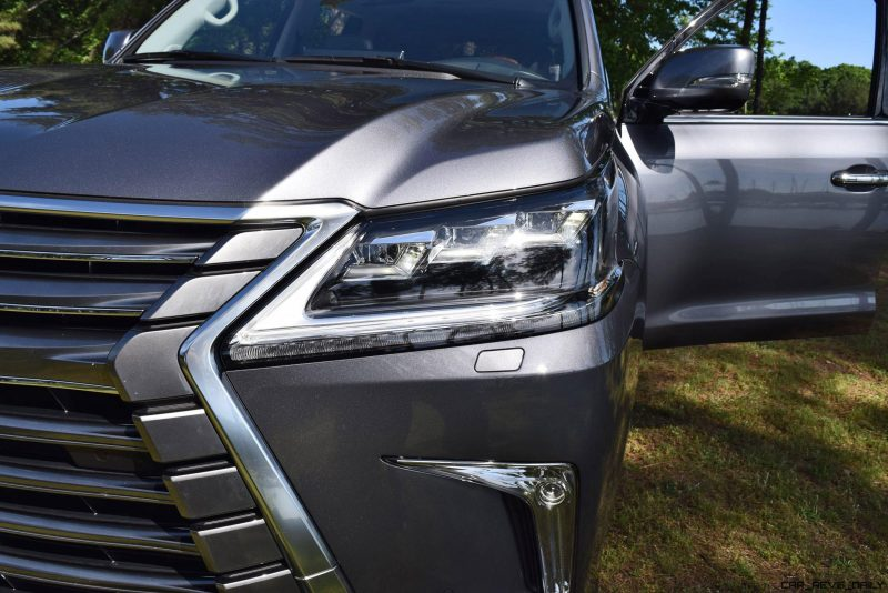 2016 Lexus LX570 - Exterior Photos 67