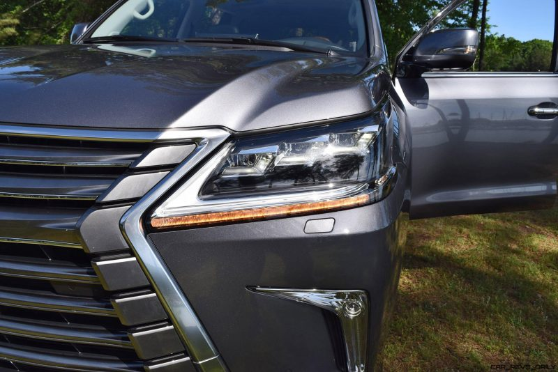 2016 Lexus LX570 - Exterior Photos 68
