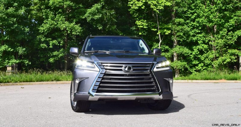 2016 Lexus LX570 - Exterior Photos 8