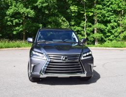 2016 Lexus LX570 – Road Test Review + Sport Plus DRIVE VIDEO / 100 Photos