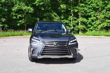 2016 Lexus LX570 - Road Test Review + Sport Plus DRIVE VIDEO / 100 Photos