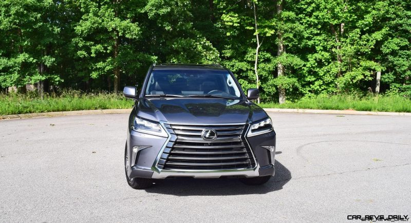 2016 Lexus LX570 - Exterior Photos 9