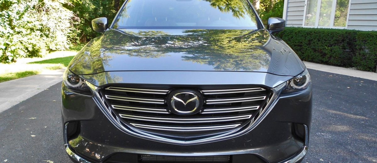 2016 Mazda CX-9 Signature AWD 3