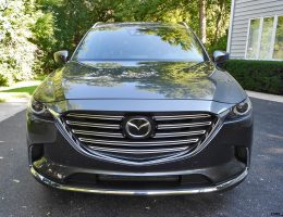 "2016 Mazda CX-9 Signature AWD – Road Test Review – By Ken ""Hawkeye"" Glassman"