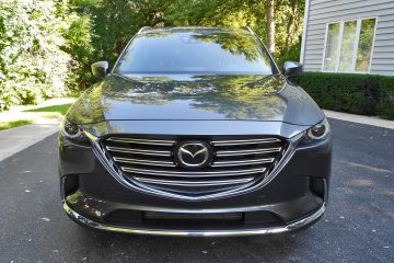 "2016 Mazda CX-9 Signature AWD – Road Test Review – By Ken ""Hawkeye"" Glassman"