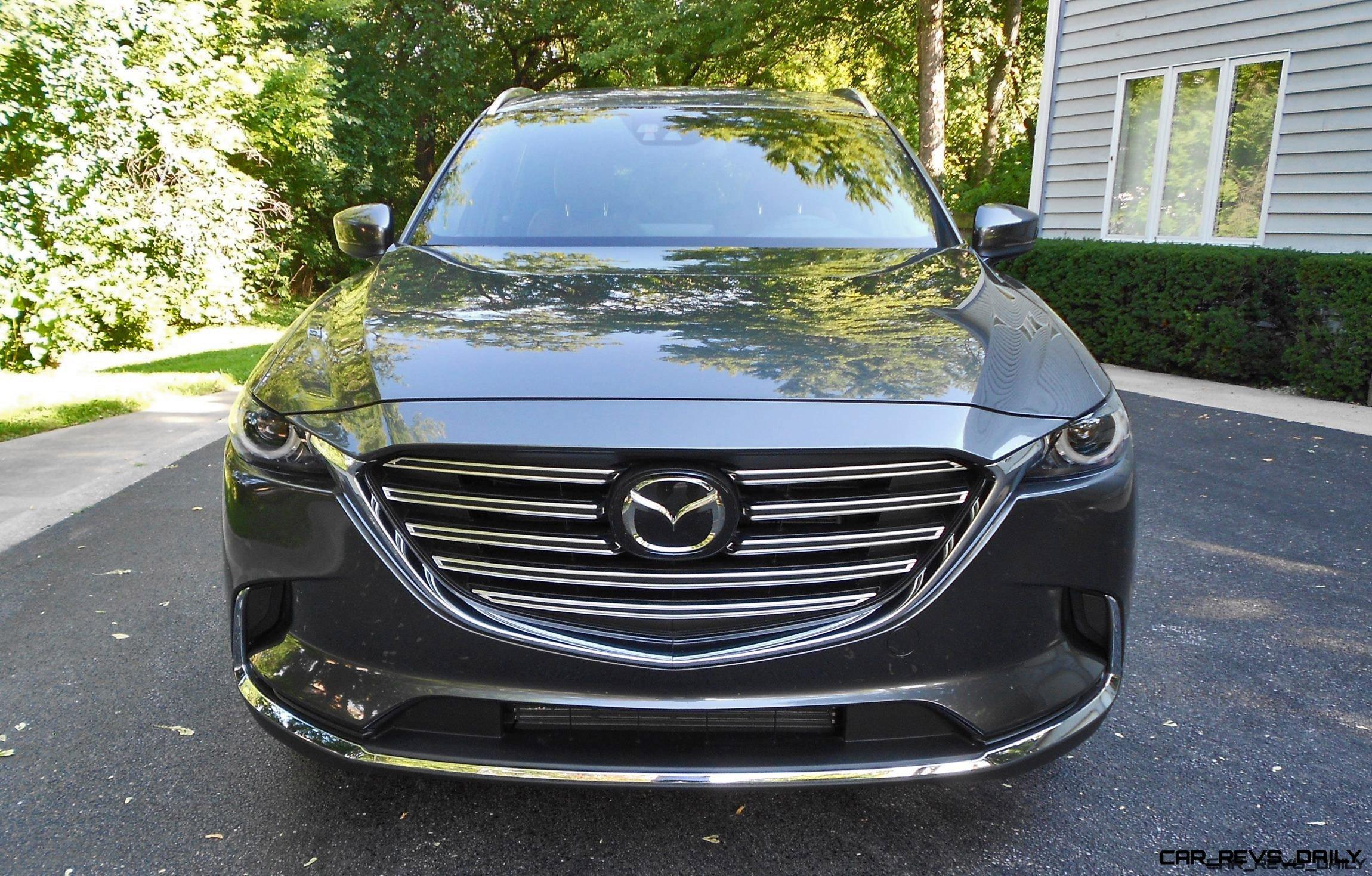2016 Mazda CX-9 Signature AWD 3
