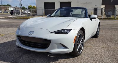 2016 Mazda MX-5 Miata Grand Touring 1