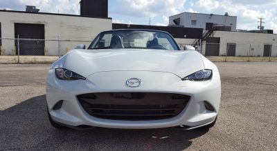 2016 Mazda MX-5 Miata Grand Touring 2
