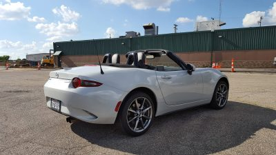 2016 Mazda MX-5 Miata Grand Touring 4
