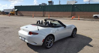 2016 Mazda MX-5 Miata Grand Touring 5