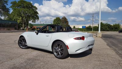 2016 Mazda MX-5 Miata Grand Touring 7