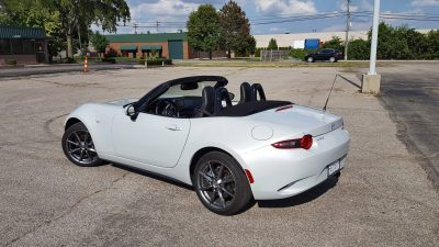 2016 Mazda MX-5 Miata Grand Touring 8