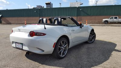 2016 Mazda MX-5 Miata Grand Touring 9