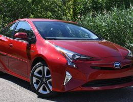 2016 Toyota PRIUS Four Touring – Road Test Review – By Carl Malek