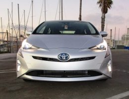 2016 Toyota Prius Four Touring – Road Test Review – By Ben Lewis