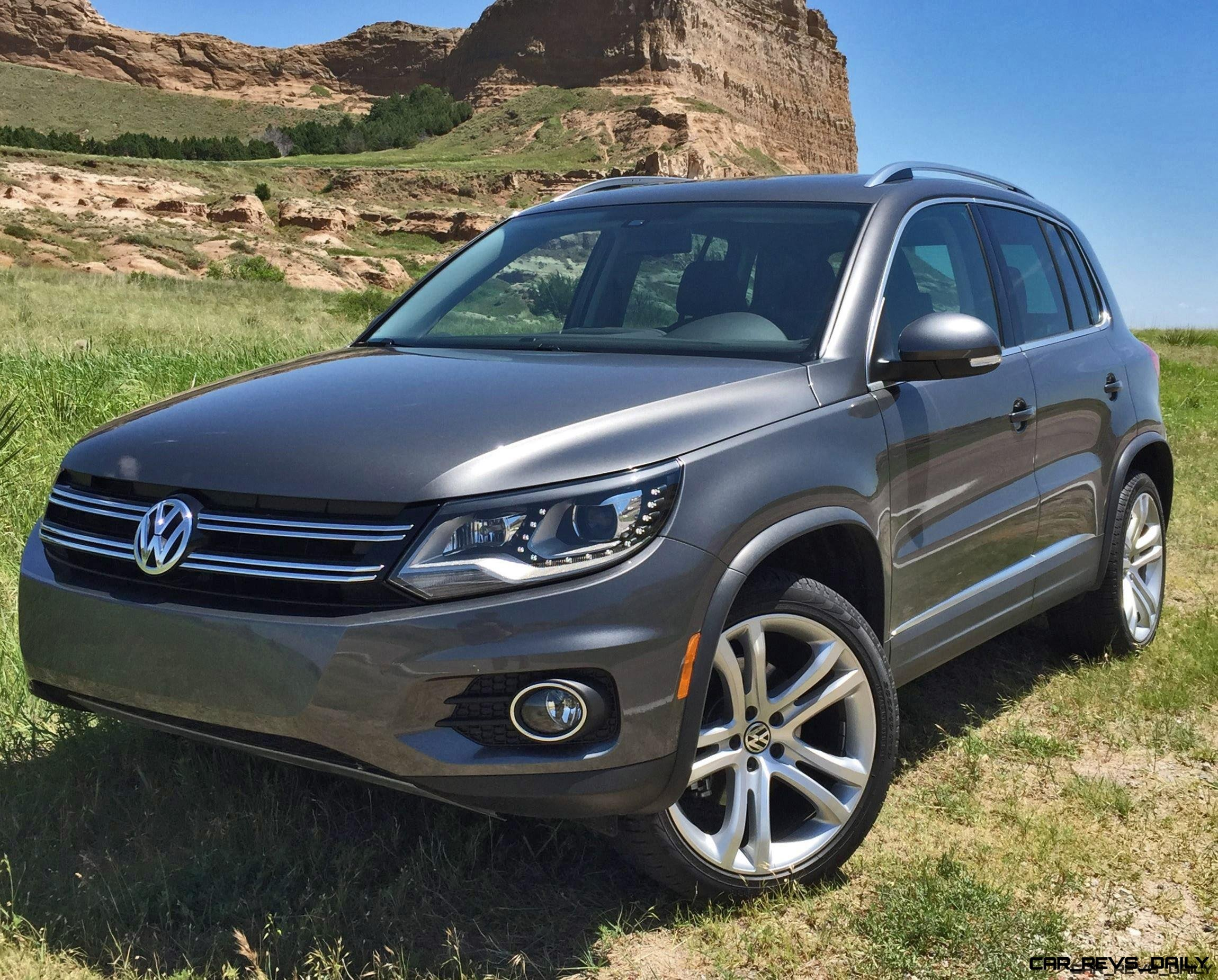 2016 Volkswagen TIGUAN SEL 4Motion – Review By Tim Esterdahl