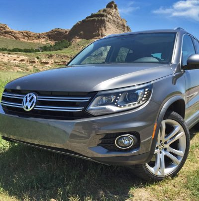 2016 Volkswagen TIGUAN SEL 4Motion - Review By Tim Esterdahl 2016 Volkswagen TIGUAN SEL 4Motion - Review By Tim Esterdahl
