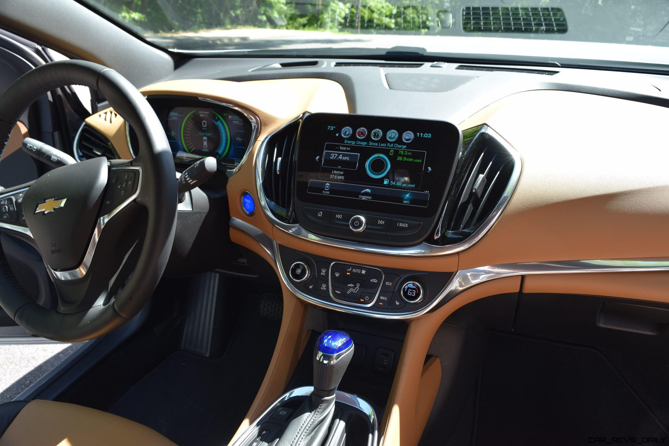 2017 Chevrolet VOLT Premier - HD Drive Video + 64 Lakeside Photos » Car-Revs-Daily.com