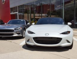 2016 Mazda MX-5 Miata Grand Touring (6MT) – Review By Carl Malek + Fiat 124 Visual Comparo!