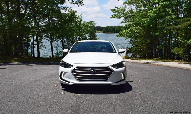 2017 Hyundai ELANTRA ECO - HD Drive Video Review 1