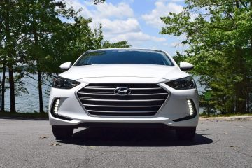 2017 Hyundai ELANTRA ECO - HD Drive Video Review 2