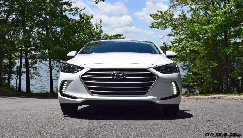 2017 Hyundai ELANTRA ECO - HD Drive Video Review 2