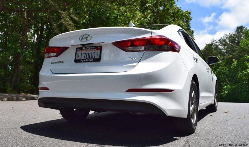 2017 Hyundai ELANTRA ECO - HD Drive Video Review 20