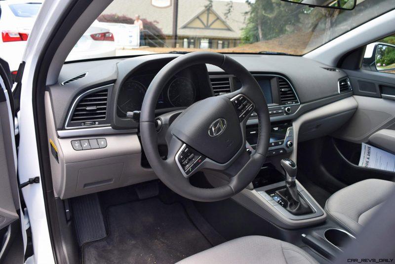 2017 Hyundai ELANTRA ECO - HD Drive Video Review 21