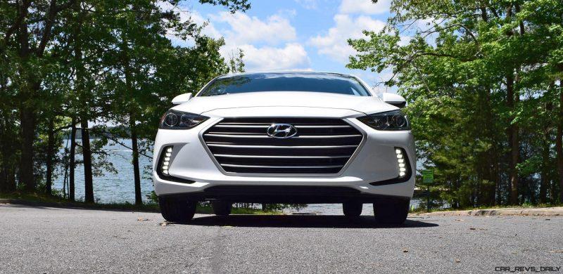2017 Hyundai ELANTRA ECO - HD Drive Video Review 3