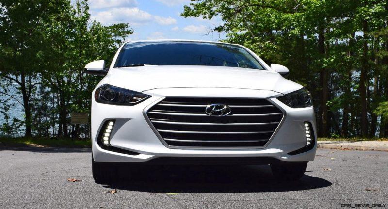 2017 Hyundai ELANTRA ECO - HD Drive Video Review 4