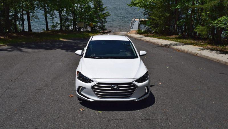 2017 Hyundai ELANTRA ECO - HD Drive Video Review 8