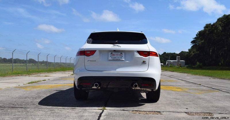 2017 Jaguar F-Pace S - White Exterior 117