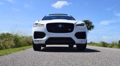 2017 Jaguar F-Pace S - White Exterior 58