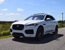 2017 Jaguar F-Pace S - USA First Drive Review, Video and 140 All-New Photos!