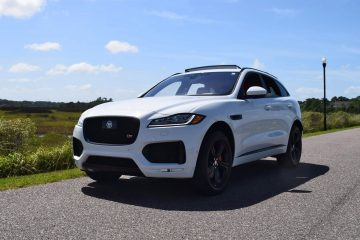 2017 Jaguar F-Pace S – USA First Drive Review, Video and 140 All-New Photos!
