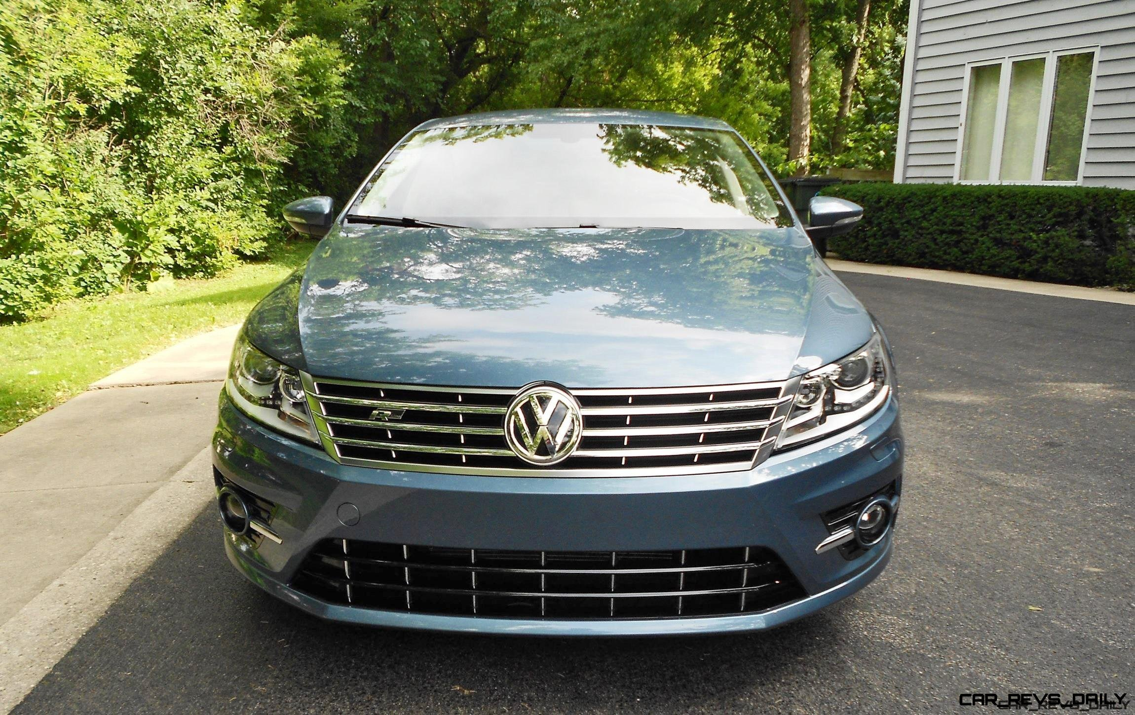 2016 Volkswagen Passat Cc 2 0t R Line Road Test Review By Ken Hawkeye Glassman Car Revs Daily Com