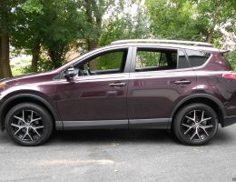 "Road Test Review – 2016 Toyota Rav4 SE – By Ken ""Hawkeye"" Glassman"