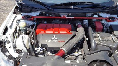Mitsubishi Lancer Evolution Final Edition 8