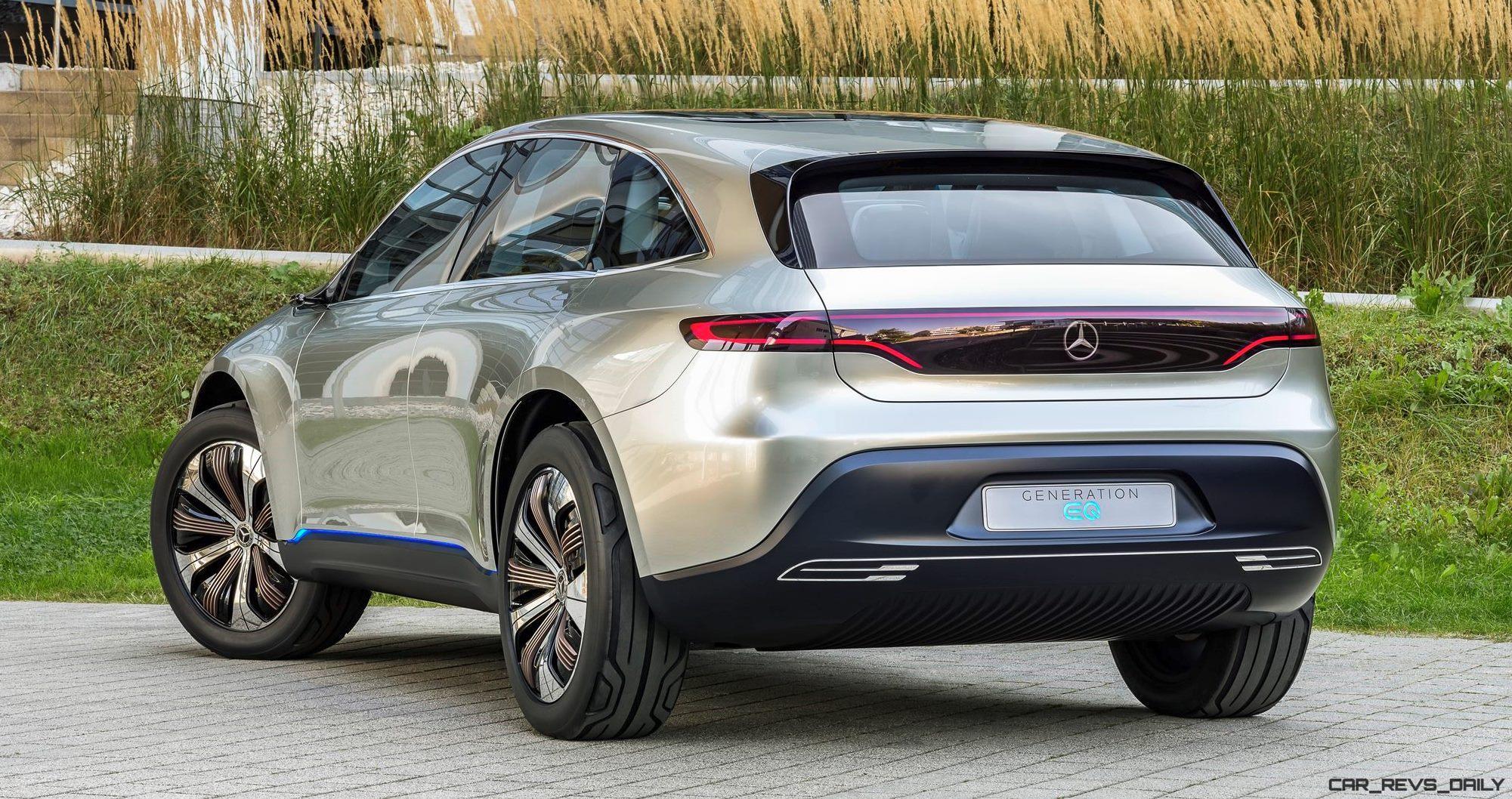 Eq concept mercedes benz paris launch party for Mercedes benz concept