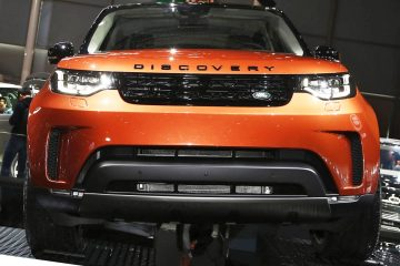 Land Rover Unveils All-New 2018 Discovery